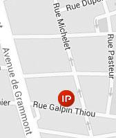 INSCRIPTA - 18 rue Galpin Thiou, 37000 TOURS