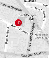 INSCRIPTA - 10 rue d'Aumale, 75009 PARIS