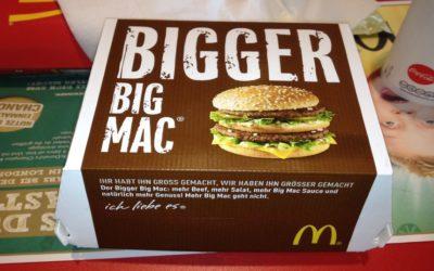 How could McDonald's lose the EU trademark BIG MAC?