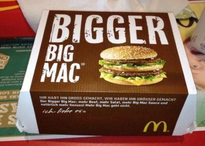 Comment McDonald's peut-il perdre la marque européenne BIG MAC ?